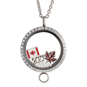 Picture of Canada Day Locket